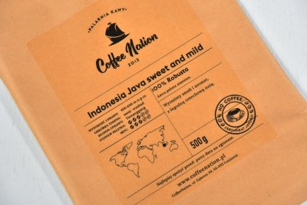 JAVA INDONEZJA  -100% Robusta