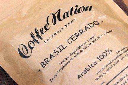 BRASIL CERRADO - 100% Arabika