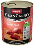 Animonda Gran Carno Sensitiv Wołowina 800g