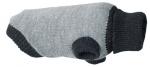 Ami Play Sweter dla psa Oslo 34 cm Szary