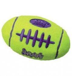 Kong Airdog Squeaker Football Large 16cm [ASFB3]