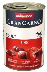 Animonda GranCarno Adult Rind Wołowina 400g
