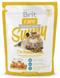 Brit Care Cat Sunny Beautiful Hair Salmon & Rice 400g