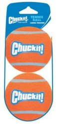 Chuckit! Tennis Ball Large 2pak