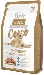 Brit Care Cat Cocco I'm Gourmand Duck & Salmon 7kg