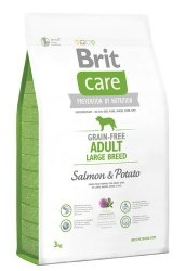 Brit Care Adult Large Salmon & Potato 3kg