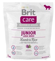 Brit Care Junior Large Breed Lamb and Rice 1kg