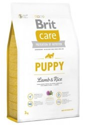 Brit Care Puppy Lamb and Rice 3kg
