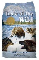 Taste of the Wild Pacific Stream Canine z mięsem z łososia 13kg