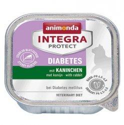Animonda Integra Protect Diabetes dla kota - z królikiem tacka 100g