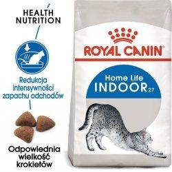 Royal Canin Feline Indoor 27 4kg