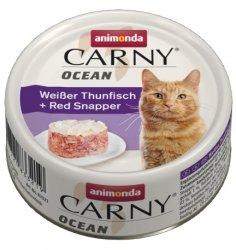 Animonda Carny Ocean tuńczyk i lucjan czerwony 80g