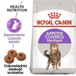 Royal Canin Feline Sterilised Appetite Control 4kg