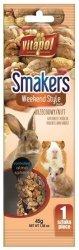 Vitapol Smakers dla gryzoni - orzechowy Weekend Style [3106]