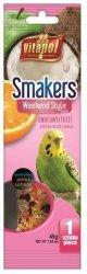 Vitapol Smakers dla papugi falistej - owocowy Weekend Style [3218]