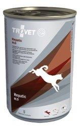 Trovet HLD Hepatic dla psa puszka 400g