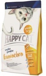 Happy Cat Sensitive Kaninchen Królik 4kg