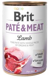 Brit Pate & Meat Lamb 400g - Jagnięcina
