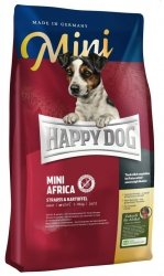 Happy Dog MINI Africa - Struś 1kg