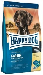 Happy Dog Supreme Karibik Ryby 12,5kg