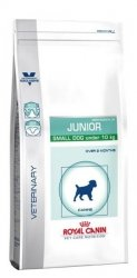 ROYAL CANIN Junior Small Dog Pediatric 4 kg