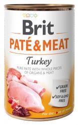 Brit Pate & Meat Turkey 800g - Indyk