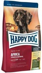 Happy Dog Supreme Africa - Struś 1kg