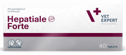 VetExpert Hepatiale Forte 40 tabletek