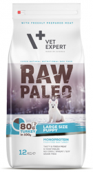 Raw Paleo Large Size Puppy Turkey 12kg
