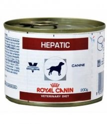 ROYAL CANIN Hepatic Canine 200 g puszka
