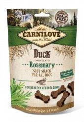 Carnilove Semi Moist Snack Duck & Rosemar 200g