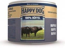 Happy Dog Buffel Puszka 100% Bawół 200g