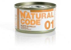 Natural Code Cat 01 Chicken Fillets 85g