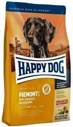 Happy Dog Supreme Piemonte Kaczka, Ryby i Kasztany 4kg