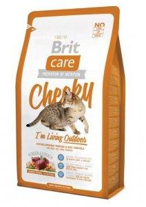 Brit Care Cat Cheeky Outdoor Venison & Chicken 2kg