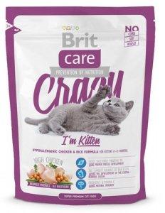 Brit Care Cat Crazy Kitten Chicken & Rice 400g