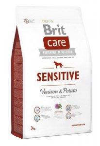Brit Care Sensitive Venison and Potato 3kg