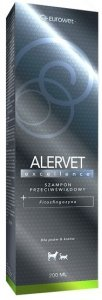 Eurowet Alervet Excellence - szampon przeciwświądowy dla kota i psa 200ml