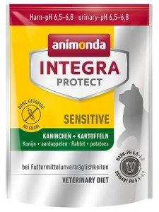 Animonda Integra Protect Sensitive Dry dla kota - z królikiem i ziemniakami 300g