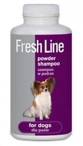 Fresh Line Szampon w pudrze dla psów 250g