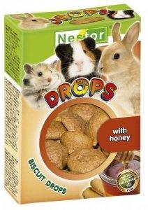 Nestor Dropsy dla gryzoni miodowe