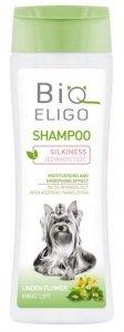 DermaPharm BioEligo Jedwabistość - szampon dla sierści długiej 250ml