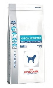 ROYAL CANIN Hypoallergenic Small Dog Canine 3,5kg