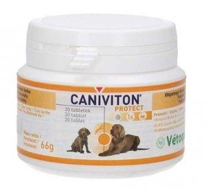 Vetoquinol Caniviton Protect 30 tabletek