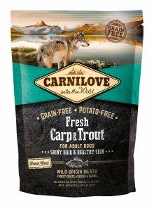 Carnilove Dog Fresh Carp and Trout 1,5kg
