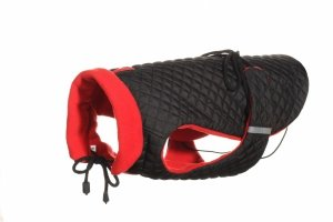 ANIMAL DESIGN Derka DP czarno-czerwona rozmiar 11 60cm