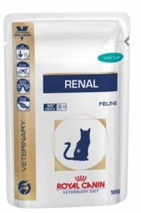 ROYAL CANIN CAT Renal tuna 85g (saszetka)
