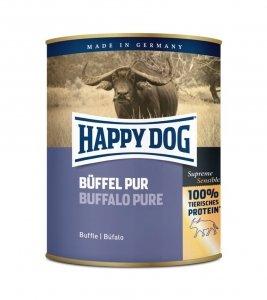 Happy Dog Buffel Puszka 100% Bawół 800g