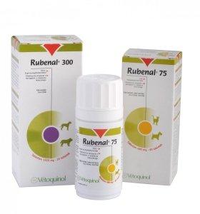 Vetoquinol Rubenal 75mg 60 tabletek