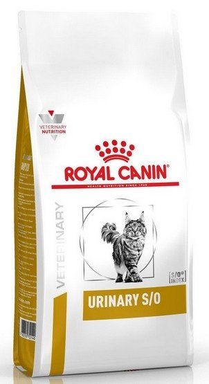 ROYAL CANIN CAT Urinary S/O 7kg